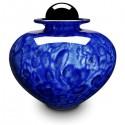 Urne Gaïa Bleu Azur